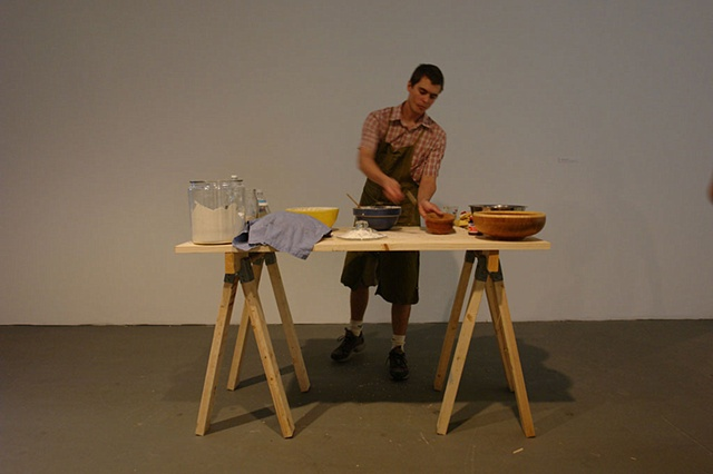 bread making performance