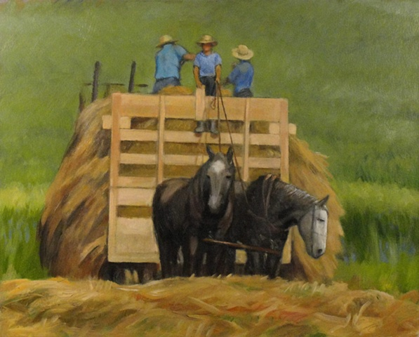 "Haywagon Series ""First Cut"""