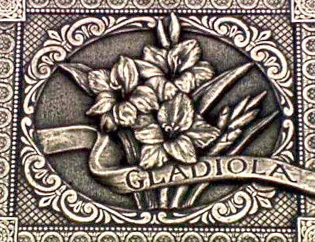 """Dahlia-Gladiola-Carnation """"Gladiola"""""""