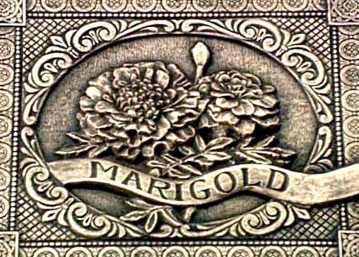 "Zinnea-Marigold-Pansy ""Marigold"""