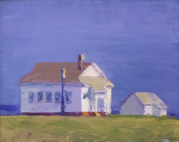 "School House Series ""Hopper House"""