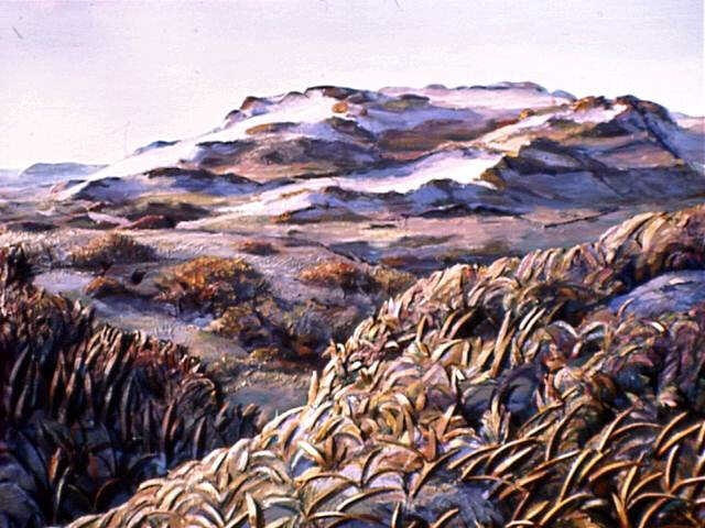 """Dunes in the Fall"""