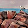 """""""Seagulls on Jetty"""""""