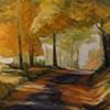Creek Road--Fall