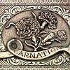 """Dahlia-Gladiola-Carnation """"Carnation"""""""