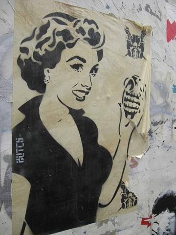 street grafitti
