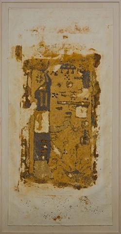 Mashadi Print 2 of 2 on canvas