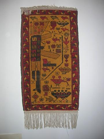 Mashadi Turkoman original