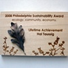 Philadelphia Sustainability Award