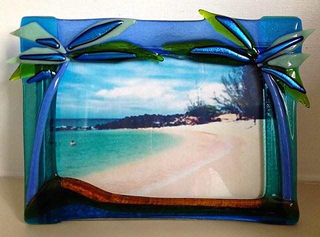 Key West Picture Frame Details: 5x7 vertical or horizontal