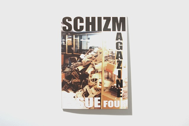 Schizm magazine issue four