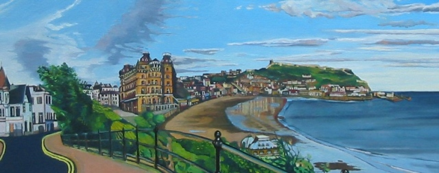 Scarborough Surreal, detail