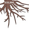 Manna Food Bank Fundraising Tree