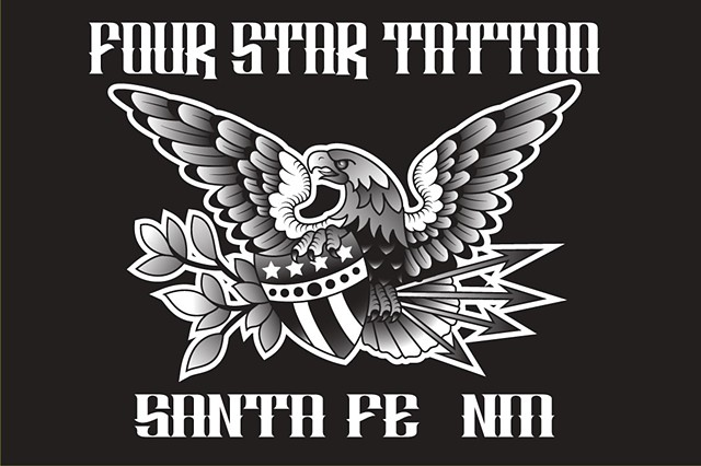 FOUR STAR TATTOO
