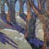 Winter Filbert Trees