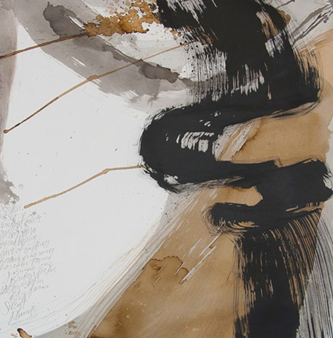 Calligraphy and mixed media by Patty Hammarstedt