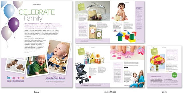 March of Dimes Special Advertorial Section