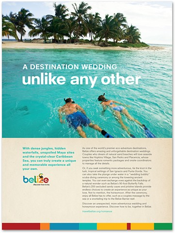 Belize Advertorial