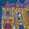 Franklin Castle - Front Door