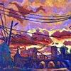 St. Ignatius Sunset
