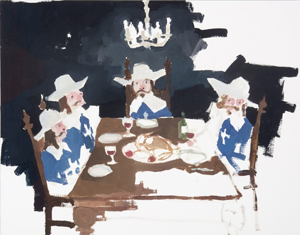 Lavish Feast (Scene from The Three Musketeers
