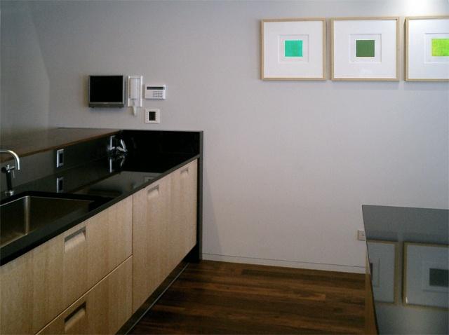 Washington Square Loft, B & B Italia, Arclinea modern, minimalist,  kitchen, by Doug Stiles Interior Design