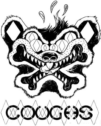 coughs band, load records, noise