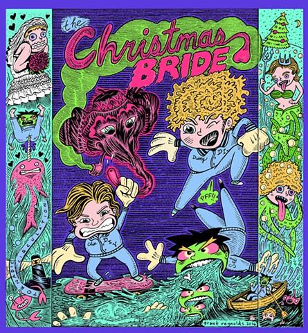 Christmas Bride - Tour Poster