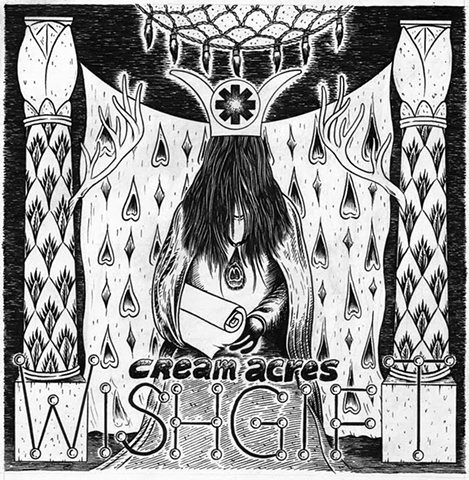 wishgift, cream acres