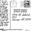 Postcard Comic Strip