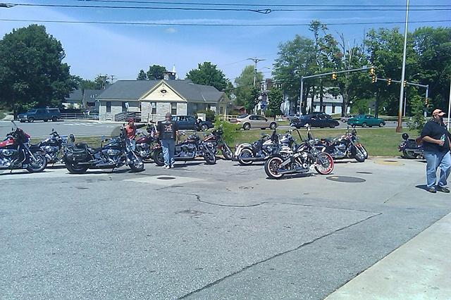 Chilis Ride 2010