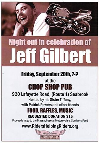 Jeff Gilbert, Chop Shop