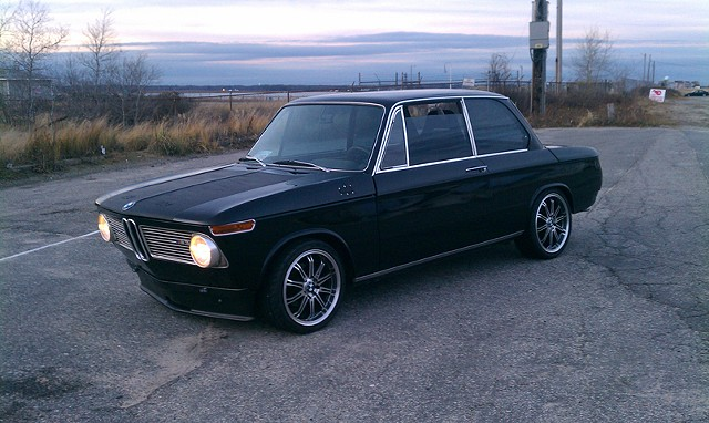 1969 BMW 1600/ M2 conversion