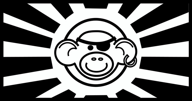 monkey be happy