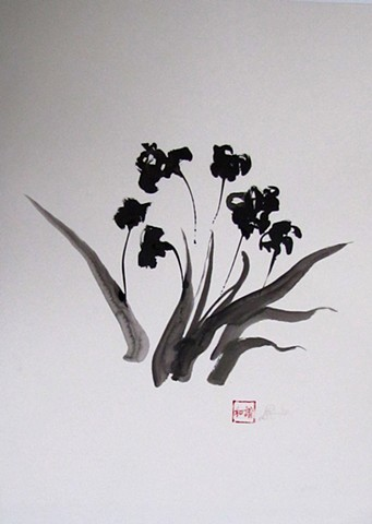 black and white flowers 2006  rodney artiles sale 2013