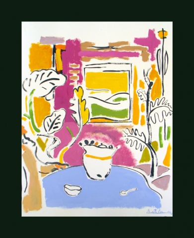 BREAKFAST WITH MATISSE