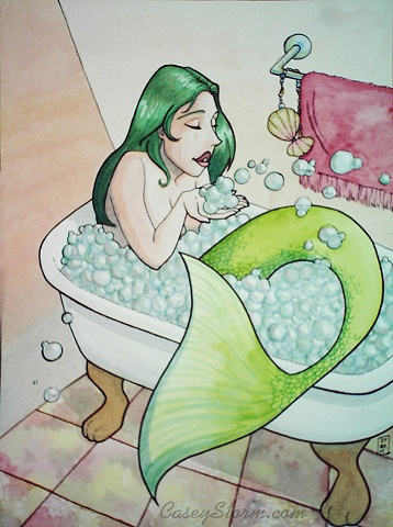 Mermaid's Bath