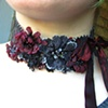 Red Vine Choker