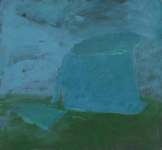 Mountain's Breath (Cloud Study)