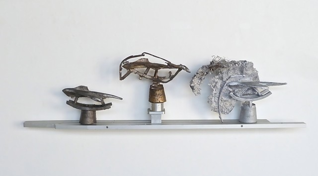 """third, fourth and fifth place""  bronze, aluminum,lead"