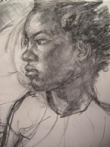 Yvette (detail)