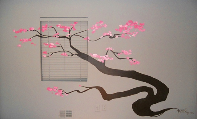 Cherry Blossom (view 2)