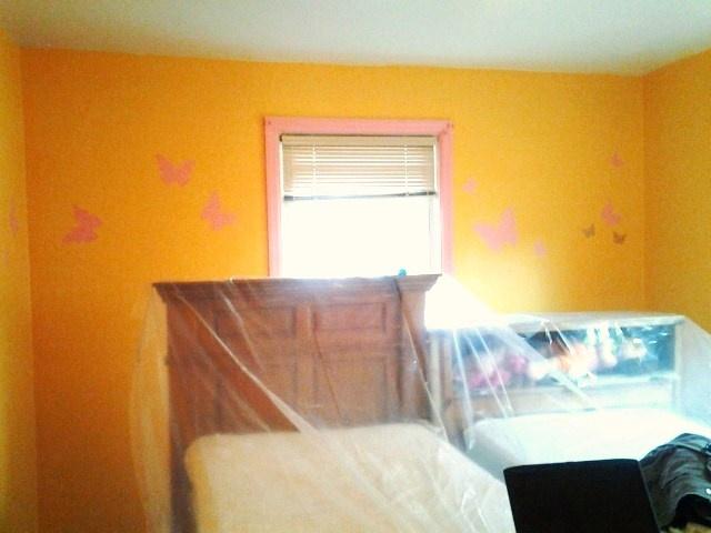 Girls' Room (in progress shot 3)