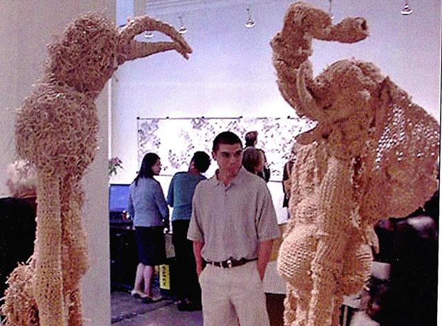 Ibis and Ganesh on Display