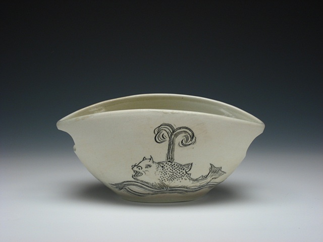 Sea Monster Bowl