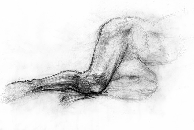 Untitled Life Drawing 2