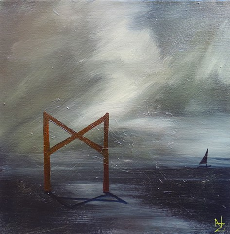 Myth Sea/Landscapes, Symbolism