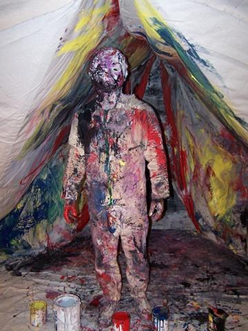 Jeffery Driskill David (Performance stills)