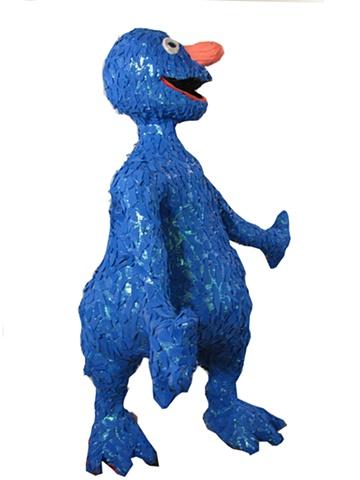 My Blue Monster