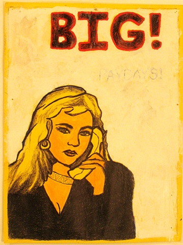 Big/ art drawings